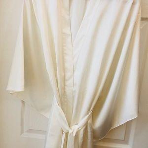 BHLDN Breezy Kimono robe